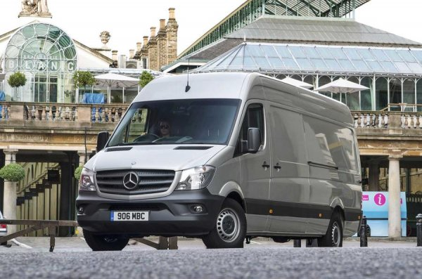 Mercedes-Benz инвестирует 150 млн евро в развитие электрических фургонов