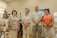 Владивостокцы встретились с потомками Унтербергера