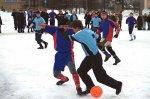Российский футбол перешел на зимнее время