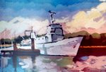Что нам стоит флот построить? Нарисуем – поплывет!
