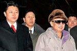 Северокорейский наследник провел смотр войск