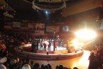 Арена владивостокского цирка увидела бои без правил