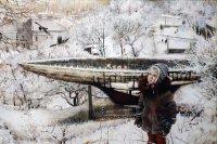 Зима в Улькином городе