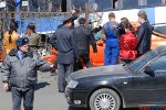 Авария в центре Владивостока: фоторепортаж