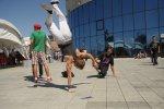 Танцевальный баттл прошел во Владивостоке