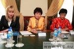 Министр туризма Малайзии нанесла визит вежливости в мэрию Владивостока