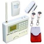 GSM- охранные сигнализации и их преимущества перед обычными