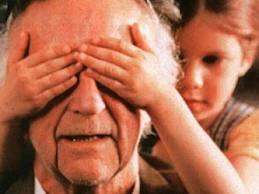 Дед изн внучку