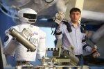 В России создали робота-космонавта которым будет управлять человек