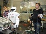 Андроид российского производства заменит людей в космосе