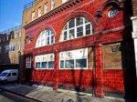 В Лондоне украинский миллиардер купил заброшенную станцию метро для создания люксовых апартаментов