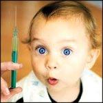 Всех сирийских детей вакцинируют от полиомиелита