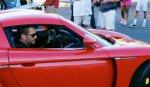 В Интернете появились фотографии Пола Уокера, которые сделаны за минуту до аварии