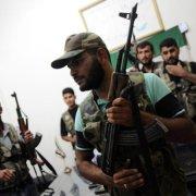 Сирийские войска уничтожили крупную группировку боевиков