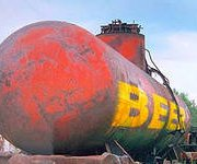 Во Франции, сошедший с рельс «ядерный» поезд, продолжит свой путь