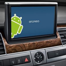 Google � Audi ����������� ������������� ���������� �� ���� Android