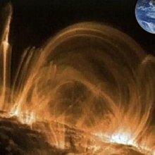 В четверг на Земле ожидается сильнейшая магнитная буря