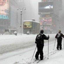 Метеорологи нашли взаимосвязь между сильными морозами в США и теплой зимой в России