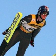 Лыжник Томас Моргенштерн получил на тренировке тяжелую травму