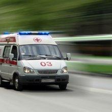 В Москве автомобиль сбил мальчика на пешеходном переходе
