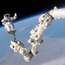 """Астронавты проведут присоединение грузового корабля """"Cygnus"""" к МКС"""
