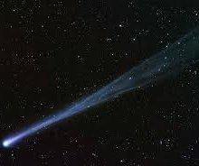 Земля пройдет через след погибшей кометы ISON