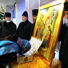 В Новодевичьем монастыре Дары волхвов готовы принять паломников