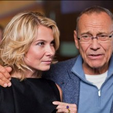 Кончаловский и Высоцкая вернулась к работе, оставив дочь в госпитале