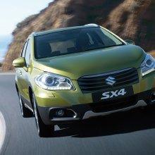 Suzuki-2014: акцент на внедорожники
