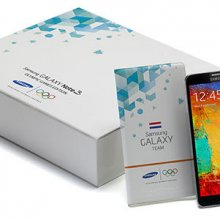 Samsung ����������� ����� Galaxy Note 3 Olympic Edition