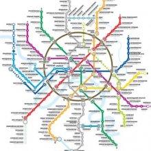 Две новые станции метро на западе столицы будут построены до конца 2017 года