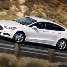 ����� ��������� Ford Mondeo �������� � ������� � ����� 2014 ����