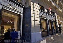 В Нью-Йорке ограбили магазин Cartier на 710 тыс. долларов