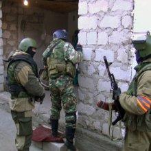 В КБР в ходе спецоперации убиты четыре боевика, ранен один сотрудник спецназа