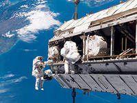 Российские космонавты на МКС смотрят зимнию Олимпиаду-2014 в записи
