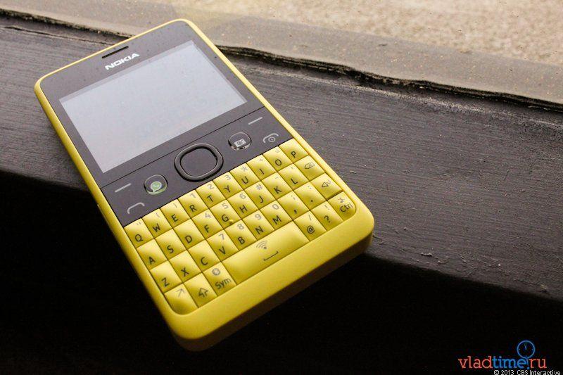 Nokia выпустит телефона Asha 220 стоимостью 29 евро
