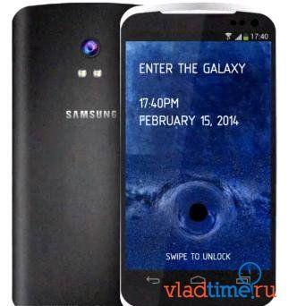 Samsung анонсировала свой новый флагманский смартфон Galaxy S5
