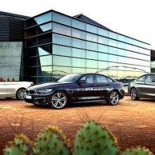 В сети появились официальные изображения BMW 4-Series Gran Coupe