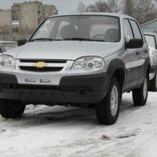 На Chevrolet Niva нового поколения поставят мотор Peugeot