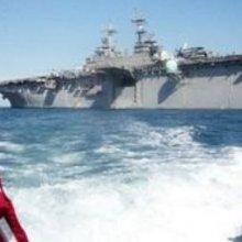 Военные корабли ВМС США вошли в Черное море и направились к Сочи