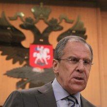 Сергей Лавров провел в Москве встречу с главой коалиции сирийской оппозиции