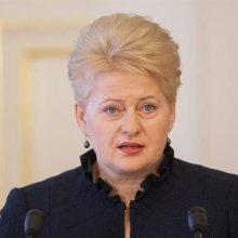 Глава Литвы напутствовала сборную страны перед Олимпиадой в Сочи