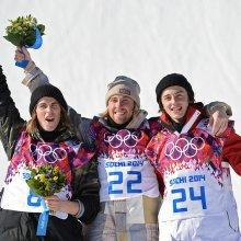 Первое золото Сочи завоевал американский сноубордист Сейдж Коценбург