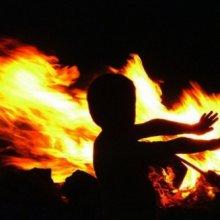 Во время пожара в Красноярском крае погибли три ребенка