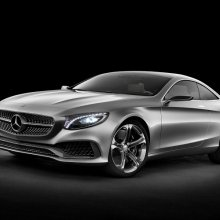 � ���� ��������� ������ ���� Mercedes-Benz S-Class Coupe