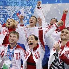 Сочи 2014: Россия опустилась на восьмое место