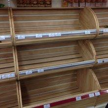 В Киеве ожидается продовольственный кризис - хлеба нет уже сейчас