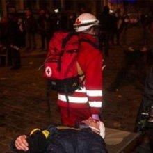Минздрав: 75 человек погибли во время столкновений в центре Киева