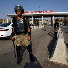 Теракт на границе Сирии и Турции: более 20 погибших