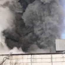 Возбуждено уголовное дело по факту пожара на «Ставролене»